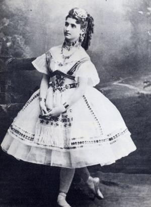 Мари Тальони