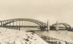 Охтинский мост