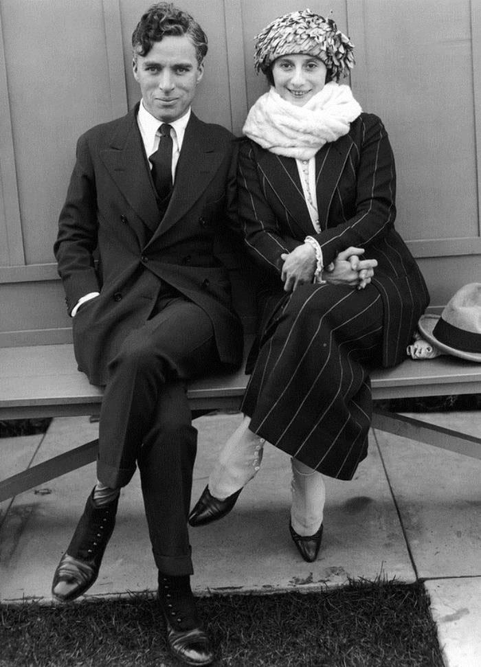 Анна Павлова и Виктор Дандре.