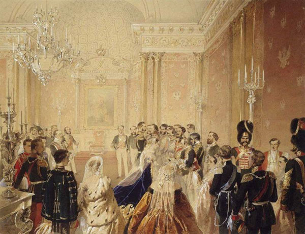 Придворная жизнь – то, что больше всего ненавидел Толстой