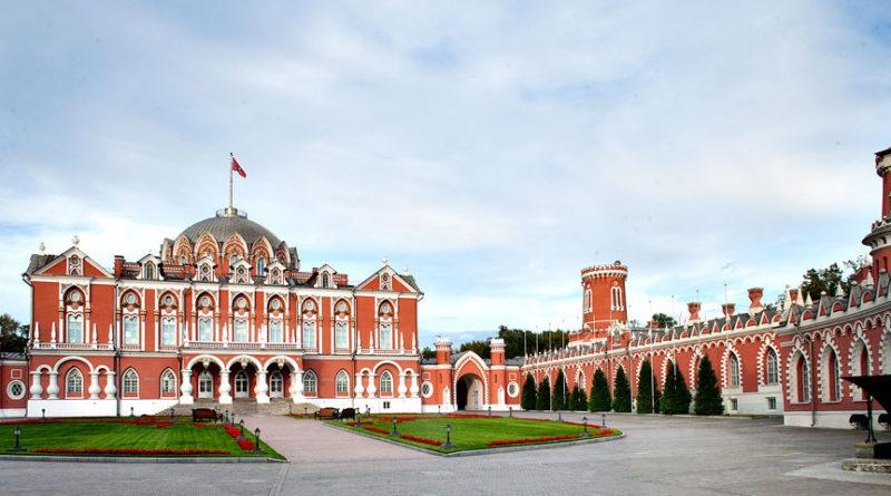Петровский парк: загул по-купечески. 8 октября