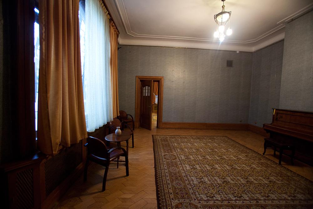 Экскурсии по Москве, особняк Носова
