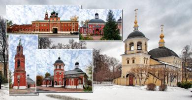 Экскурсия по «кремлю» староверов-беспоповцев на Преображенке. С посещением староверческого храма и кладбища