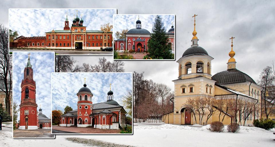 Экскурсии по Москве. Староверы на Преображенке.