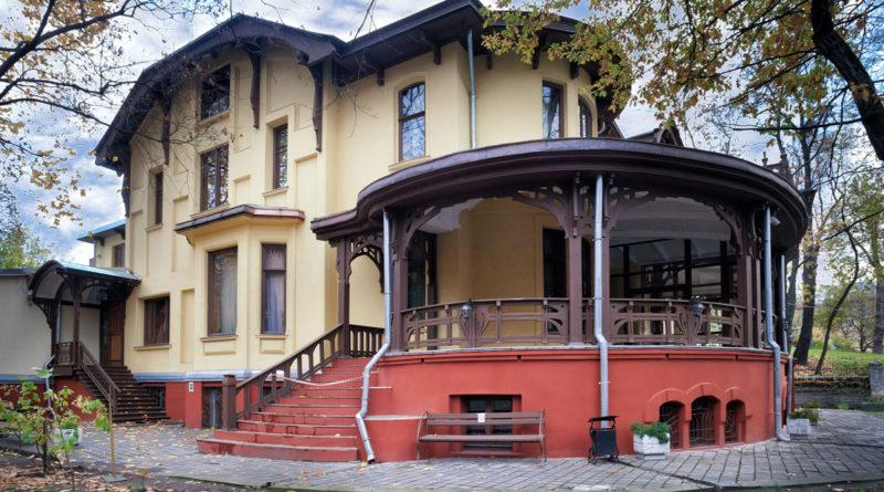 В особняке Носова: знакомимся с шедевром Кекушева изнутри. 13 октября