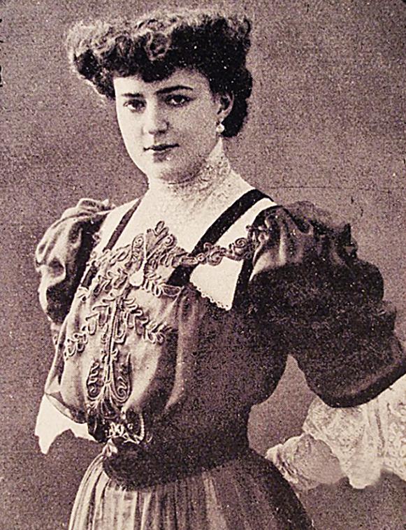 Ольга Васильевна Грибова