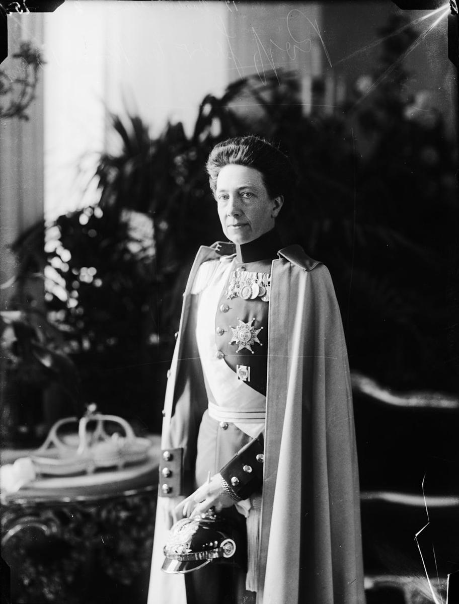 Виктория – опытная королева во время Первой Мировой