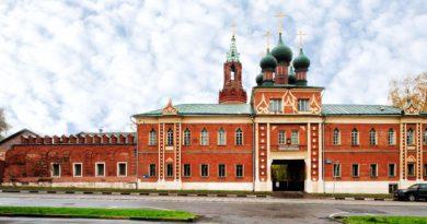 Экскурсии по Москве. Преображенский кремль.