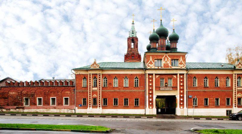 Кремль, о котором вы не знали, или Староверы на Преображенке. С посещением кладбища. 21 октября