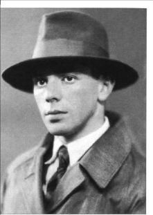 Леонид Канторович, фото 1938 г.