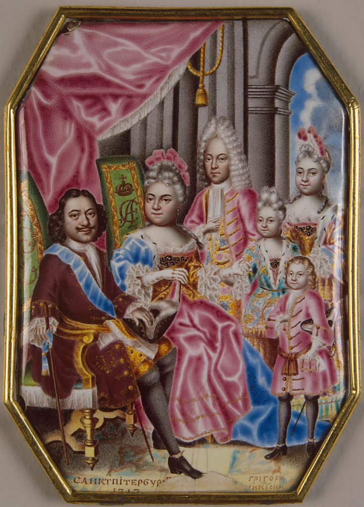 family_of_peter_i_of_russia_by_g-muskiyskiy_1716-7_hermitage