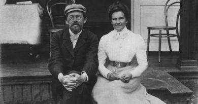Ольга Книппер стала для Чехова женщиной-луной