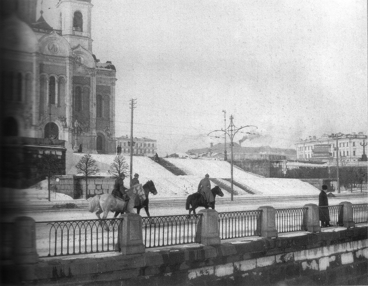 Экскурсия по Москве от Ильи Ильфа