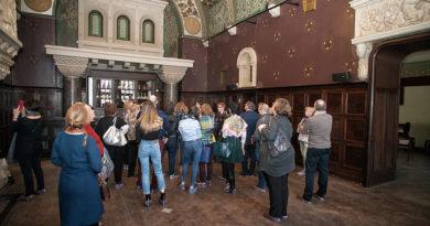Фотоотчет об экскурсии в особняк Смирнова 26.03.2017