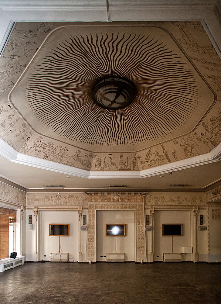 египетский зал особняк смирнова