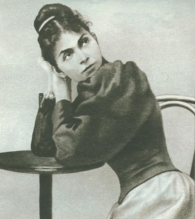 актриса Гаевская так не стала женой первого экскурсовода Москвы