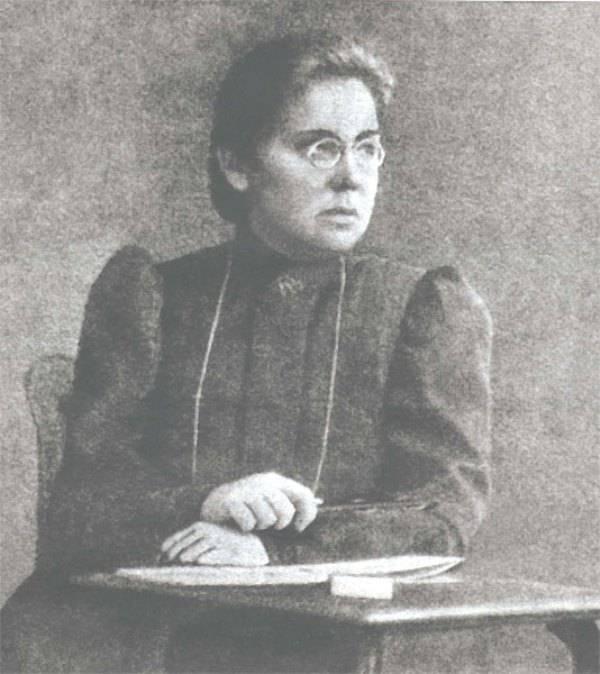 жена Гиляровского