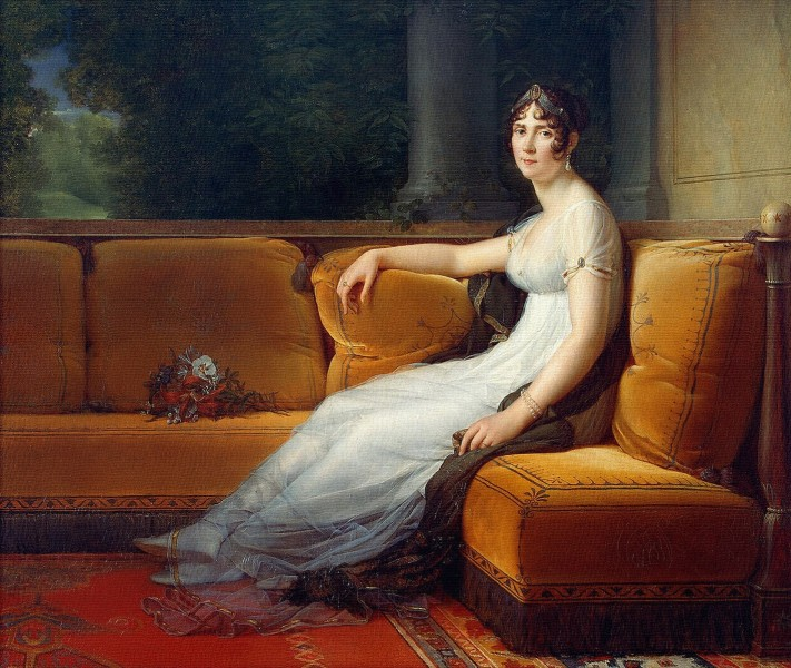 Супруга Наполеона Жозефина