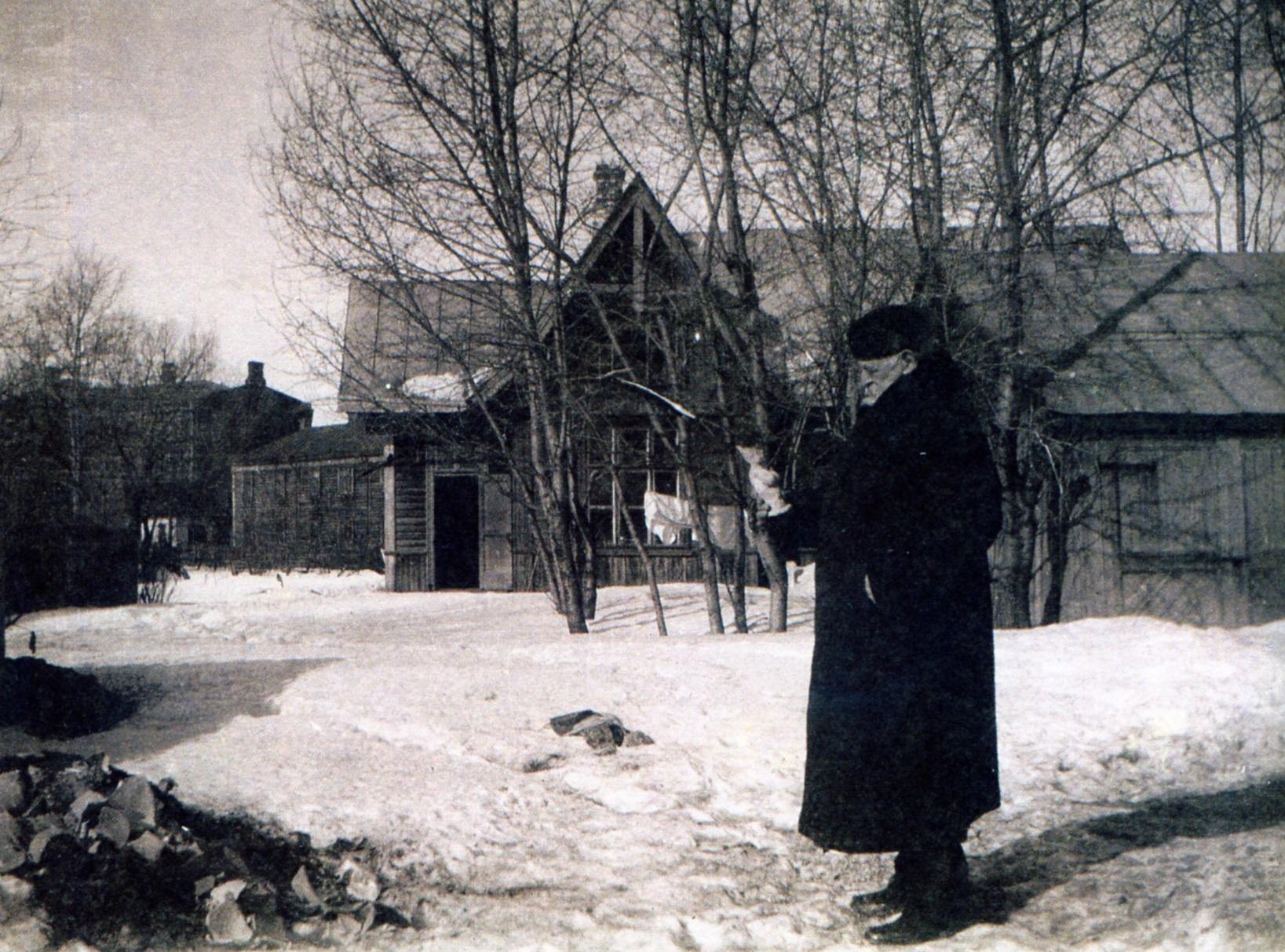 Савва Мамонтов. Экскурсии по Москве