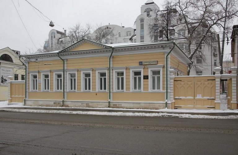 Старая Басманная, экскурсии по Москве