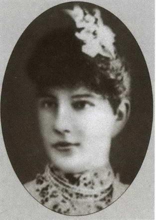 Мать Михаила Зощенко