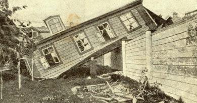Ураган в Москве 1904 года