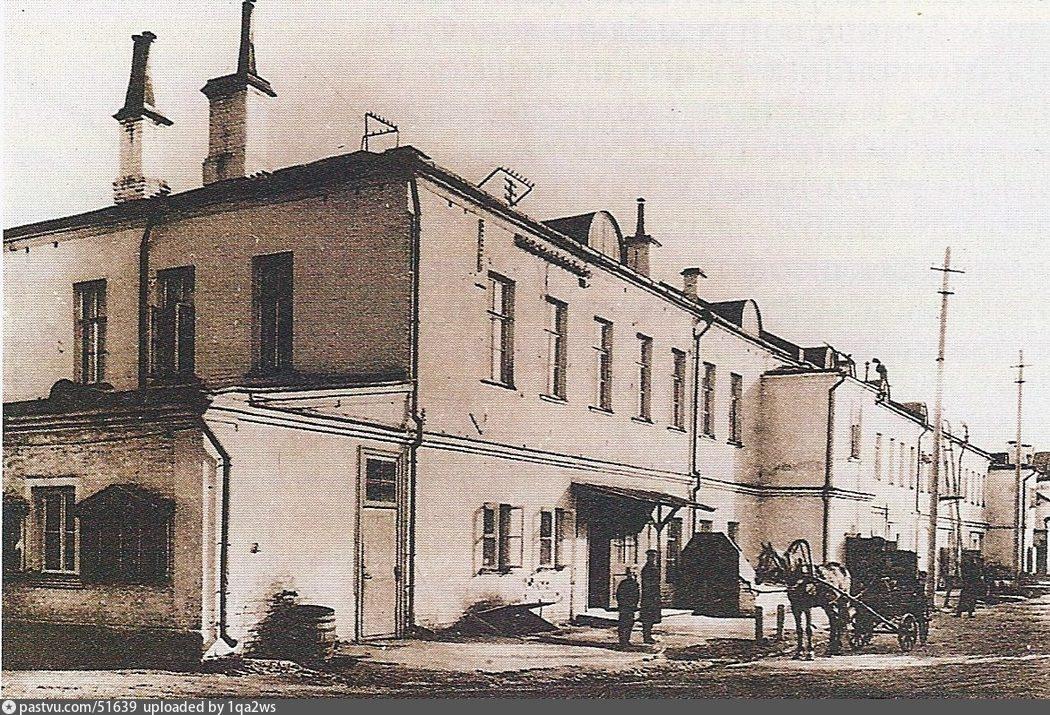 Район нынешнего Звенигородского шоссе, Москва. экскурсии