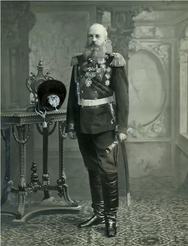 младший сын императора Николая I