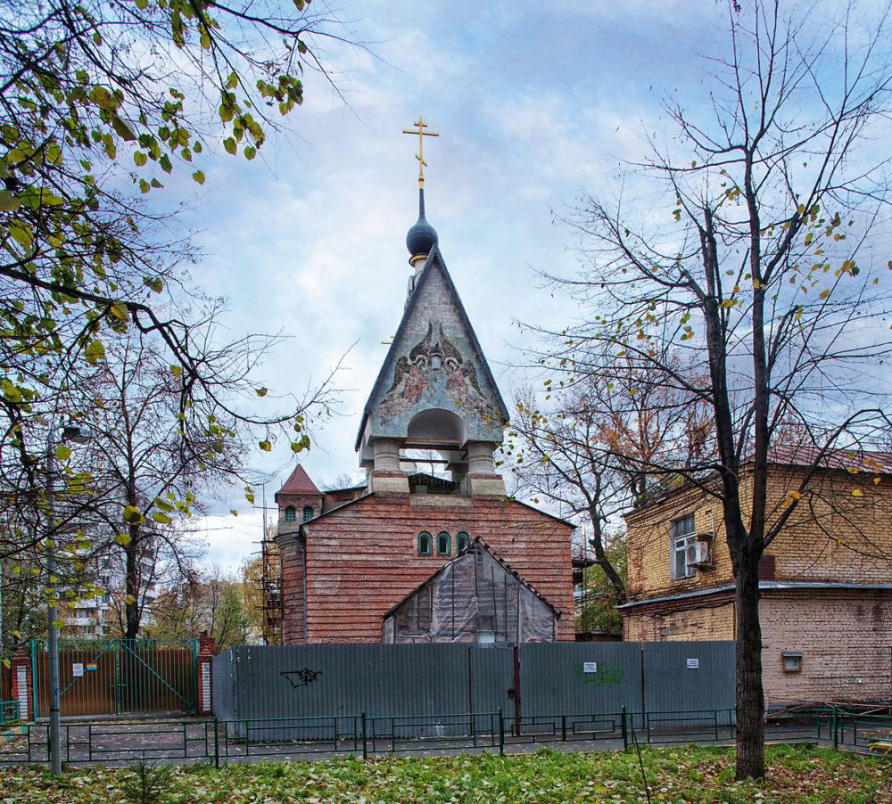 Токмаков переулок, староверческий храм, экскурсии по Москве