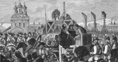 По поводу ареста Кирилла Серебренникова: «Да дураки». 300 лет назад уже было