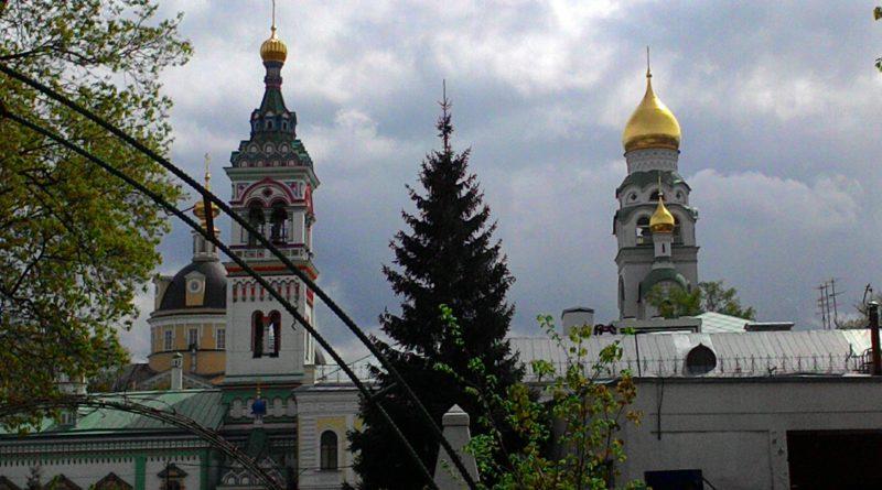 Староверческий «кремль» на Рогожке: поповцы. Морозовы, Рябушинские, Кузнецовы. 24 сентября, 14 октября