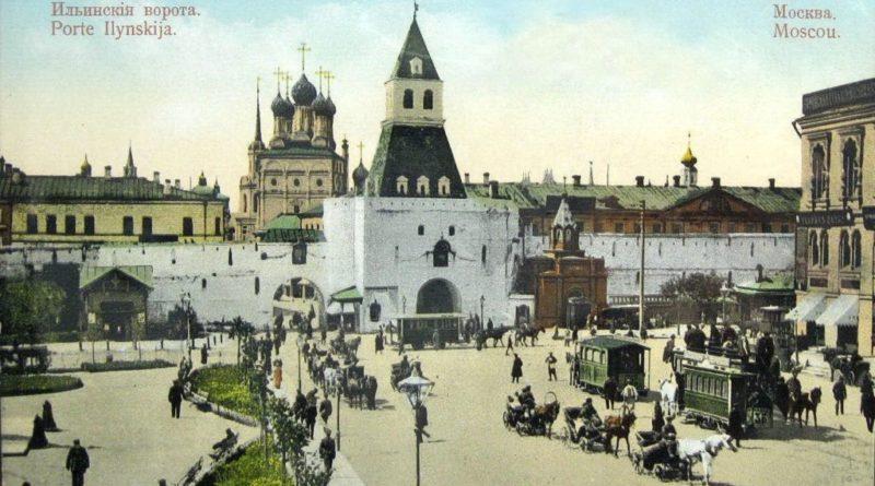 От Ильинских ворот до Никольских с Виктором Суторминым, 25 ноября