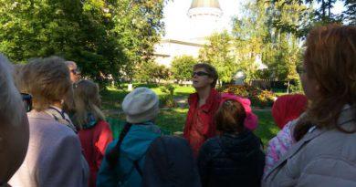 Фотоотчет об экскурсии в Рогожский староверческий «кремль» 24.09.2017