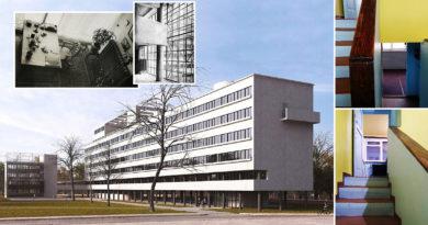 Хитрое устройство дома Наркомфина, что такое авангард и как министр финансов стал архитектором (Новинский бульвар, 25)