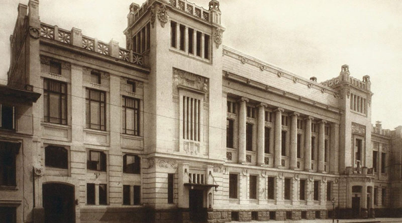Малая Дмитровка и её окрестности с Виктором Суторминым, 24 декабря