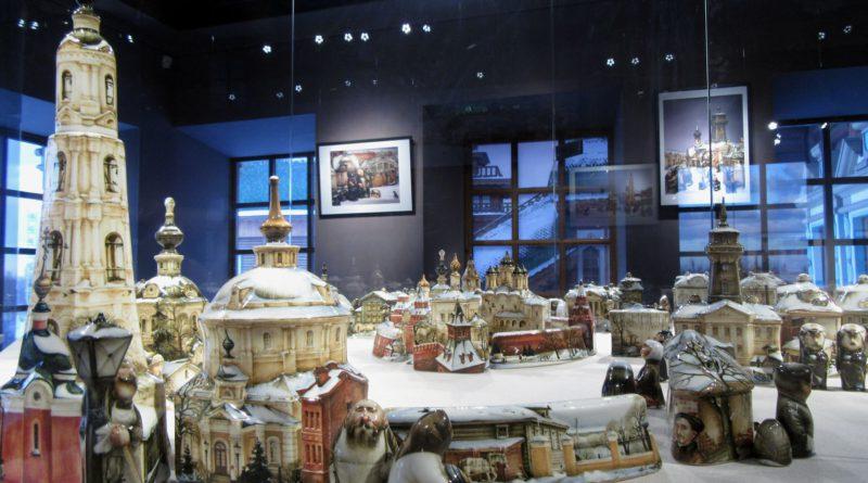 Фарфороград — выставка фарфоровых миров художника Андрея Черкасова во дворце Алексея Михайловича, с 22 февраля по 13 мая
