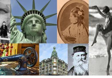 «Статуя Свободы» — вдова короля швейных машинок Зингера и свекровь Айседоры Дункан