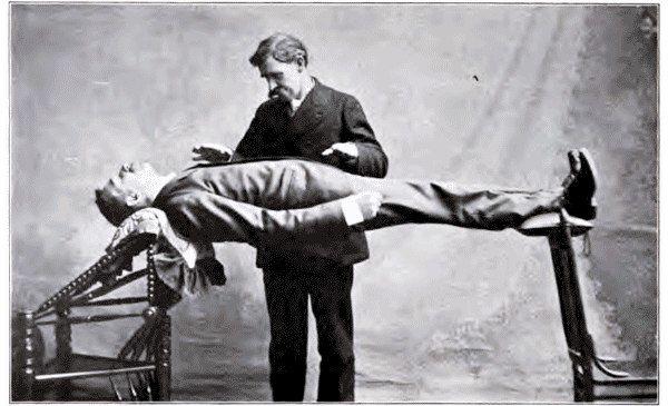 лечение гипнозом в начале ХХ века