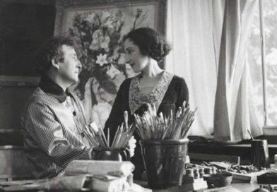 Марк Шагал в полёте