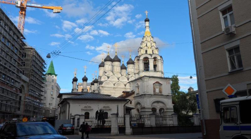 Каретные переулки с Еленой Горшковой, 12 июля