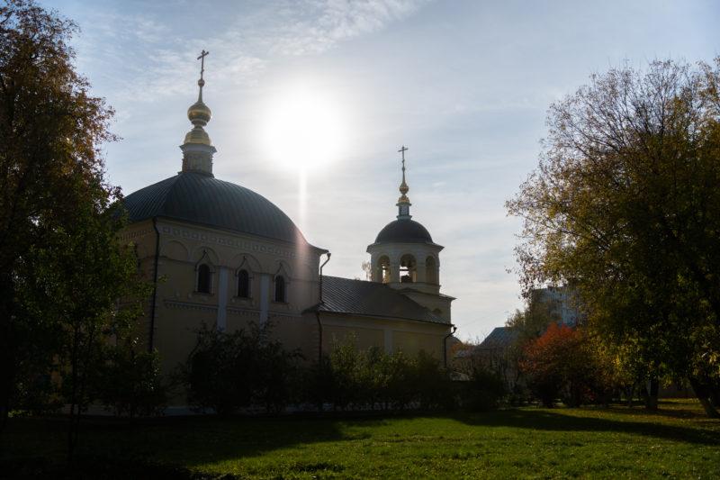 Крестовоздвиженская староверческая часовня на Преображенке