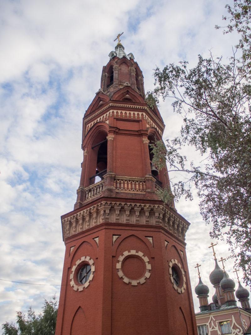 колокольня Мужского двора