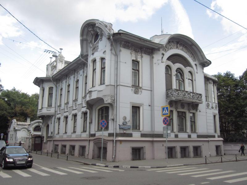Экскурсии по Москве. Арбатские переулки