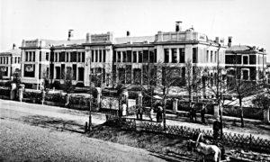 Детская Морозовская больница