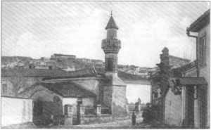 Вид Феодоссии, XIX век