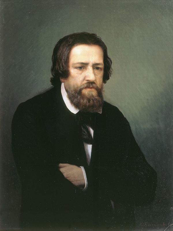 Александр Иванов, писавший картину 18 лет – антипод Айвазовского