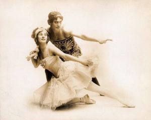 Павлова и Михаил Мордкин