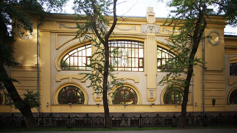 Экскурсии по Москве. Петровский парк