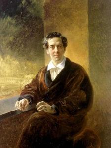 Дядя Алексей Алексеевич, он же Антоний Погорельский, автор «Черной курицы…»