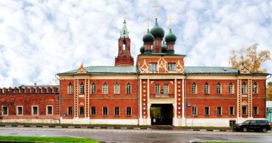 Кремль, о котором вы не знали, или староверы-беспоповцы на Преображенке